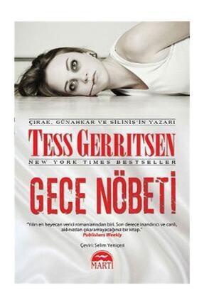 Martı Yayınları Gece Nöbeti Karton Kapak