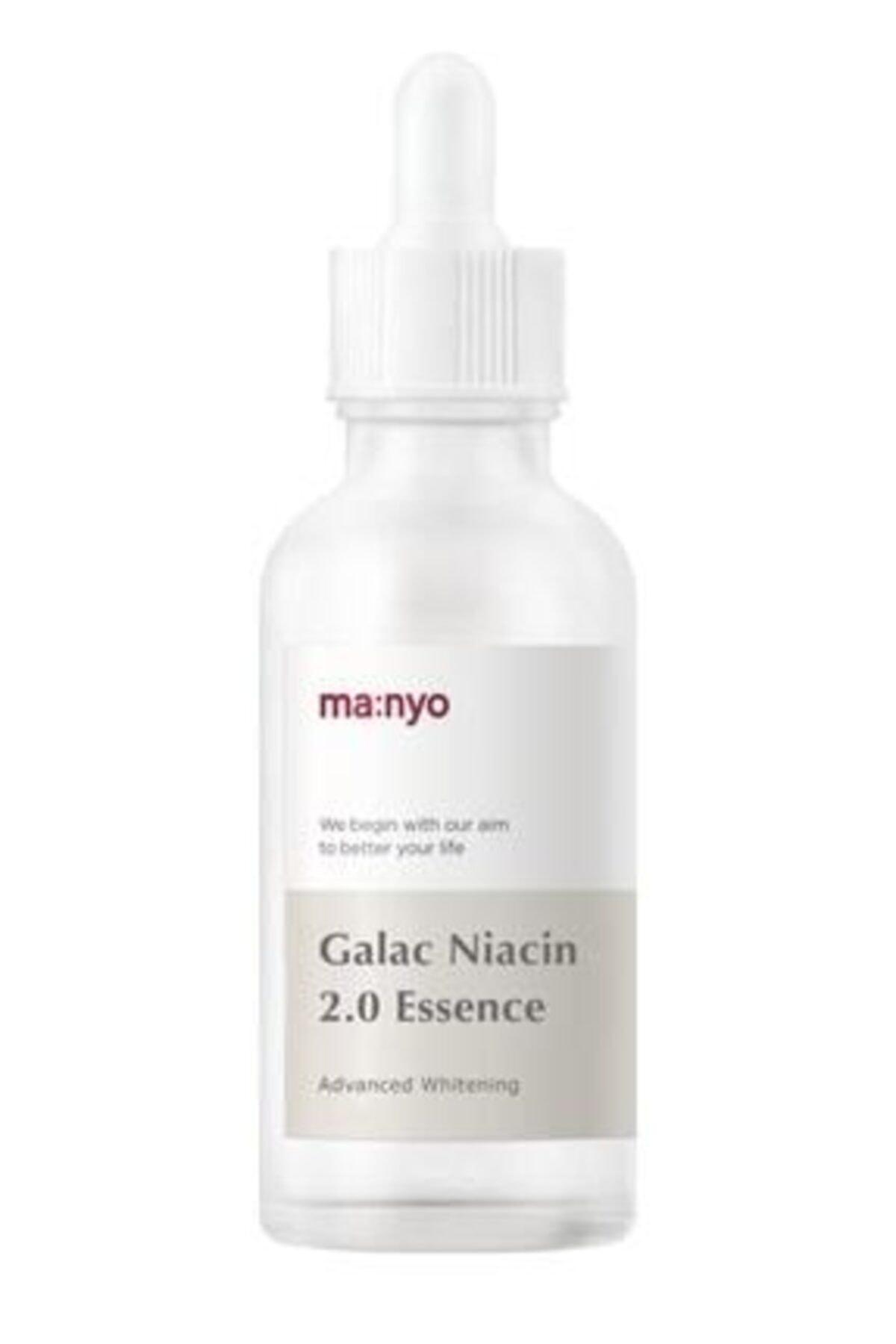 Manyo Galactomy Niacin 2.0 Essence Aydınlatıcı Maya Özlü Esans 2. Versiyon 50ml 1