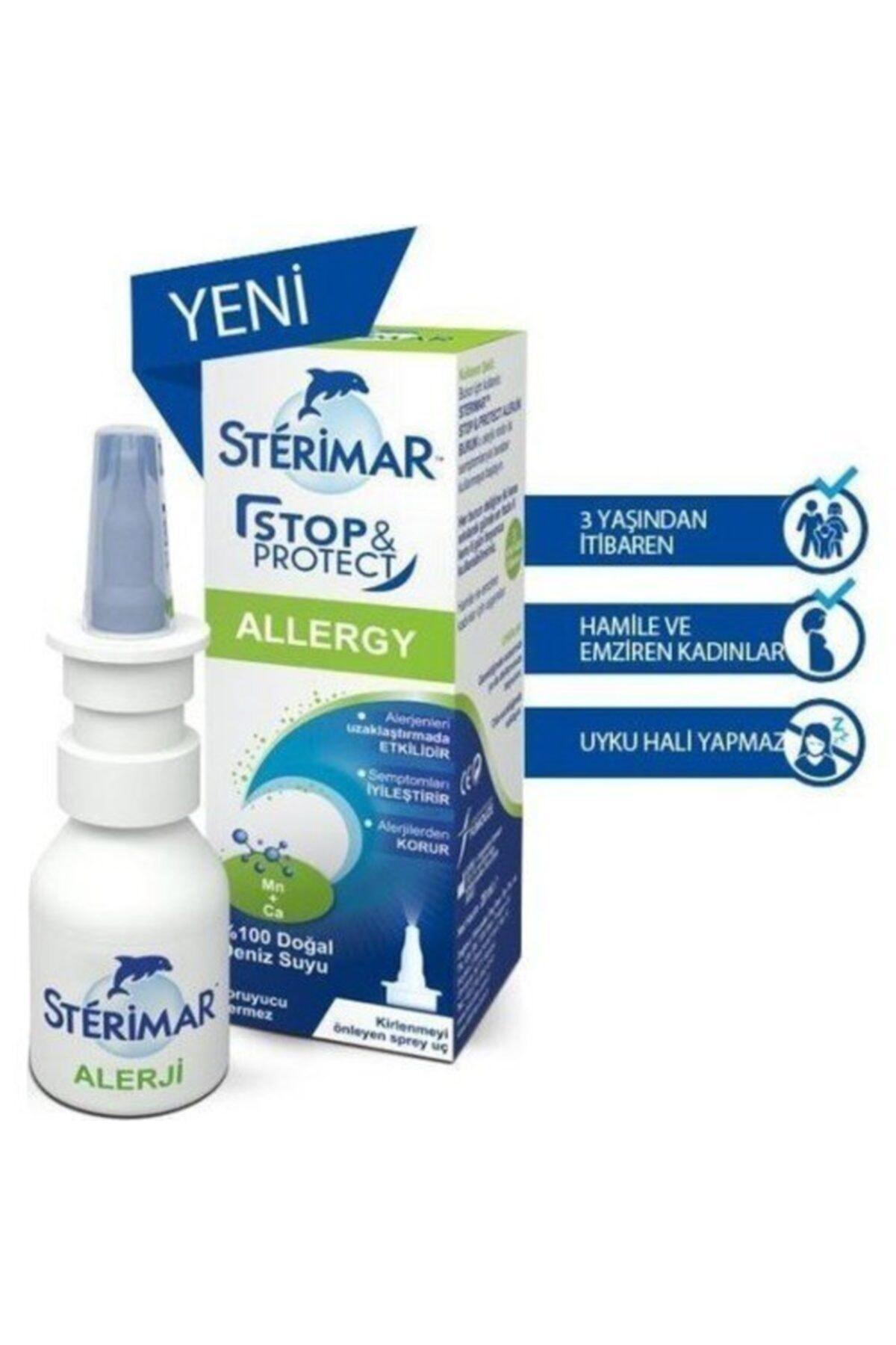Sterimar Stop & Protect Alerji Burun Spreyi 20 Ml 1
