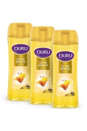 Duru Perfume Lilyum Bahçesi Duş Jeli 3x450ml