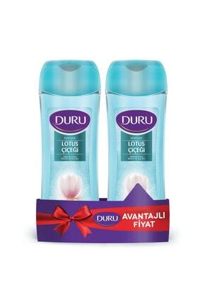 Duru Perfume Elegant Lotus Duş Jeli 2 Adet 450 ml