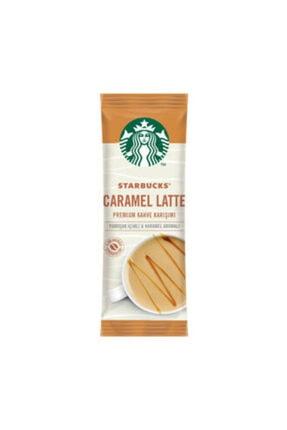 Starbucks Caramel Latte Premium Kahve Karışm 21.5 g