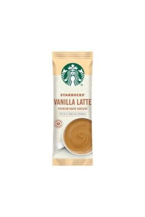 Starbucks Vanilla Latte Premium Kahve Karışımı 21.5 g