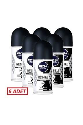 Nivea Invısıble Black&whıte Power Roll On Deodorant 50ml Erkek