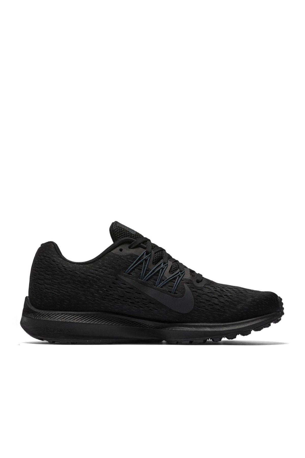 Nike Kadın Siyah Koşu Ayakkabısı  Wmns Nıke Zoom Wınflo 5  Aa7414-002 2