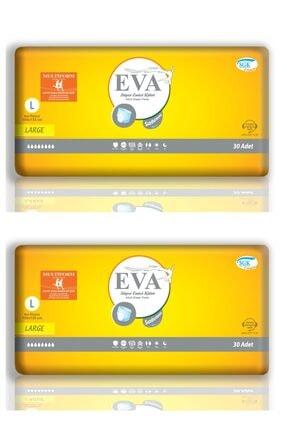 EVA Multiform Emici Külot Large 60 Adet Hasta Bezi