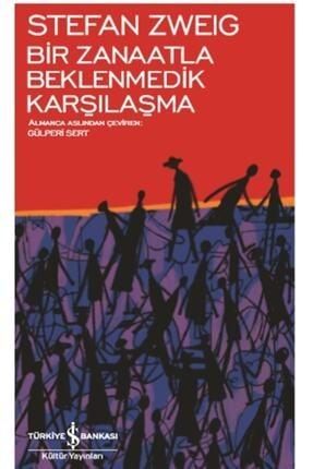 İş Bankası Kültür Yayınları Bir Zanaatla Beklenmedik Karşılaşma