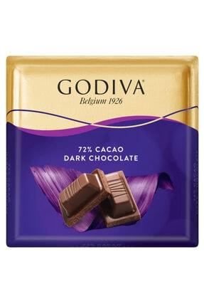 Godiva Kare %72 Bitter Çikolata  60 gr
