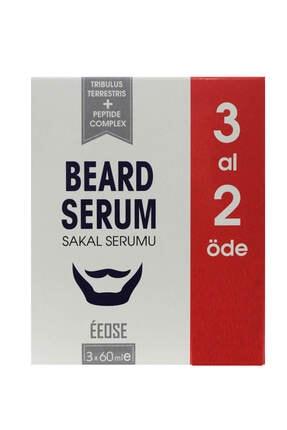 Eeose Sakal Serumu 3 X 60 Ml 8680057350529