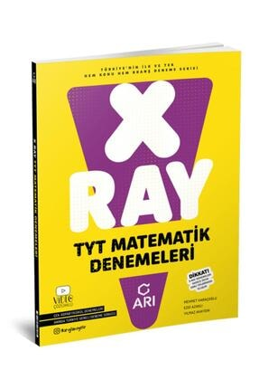Arı Yayınları X-ray Serisi Tyt Matematik Denemeleri (ilk Ve Tek)