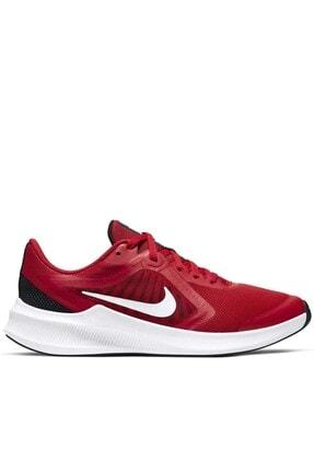 Nike Kadın Kırmızı Yürüyüş Koşu Ayakkabı Cj2066-600 Downshıfter 10 gs