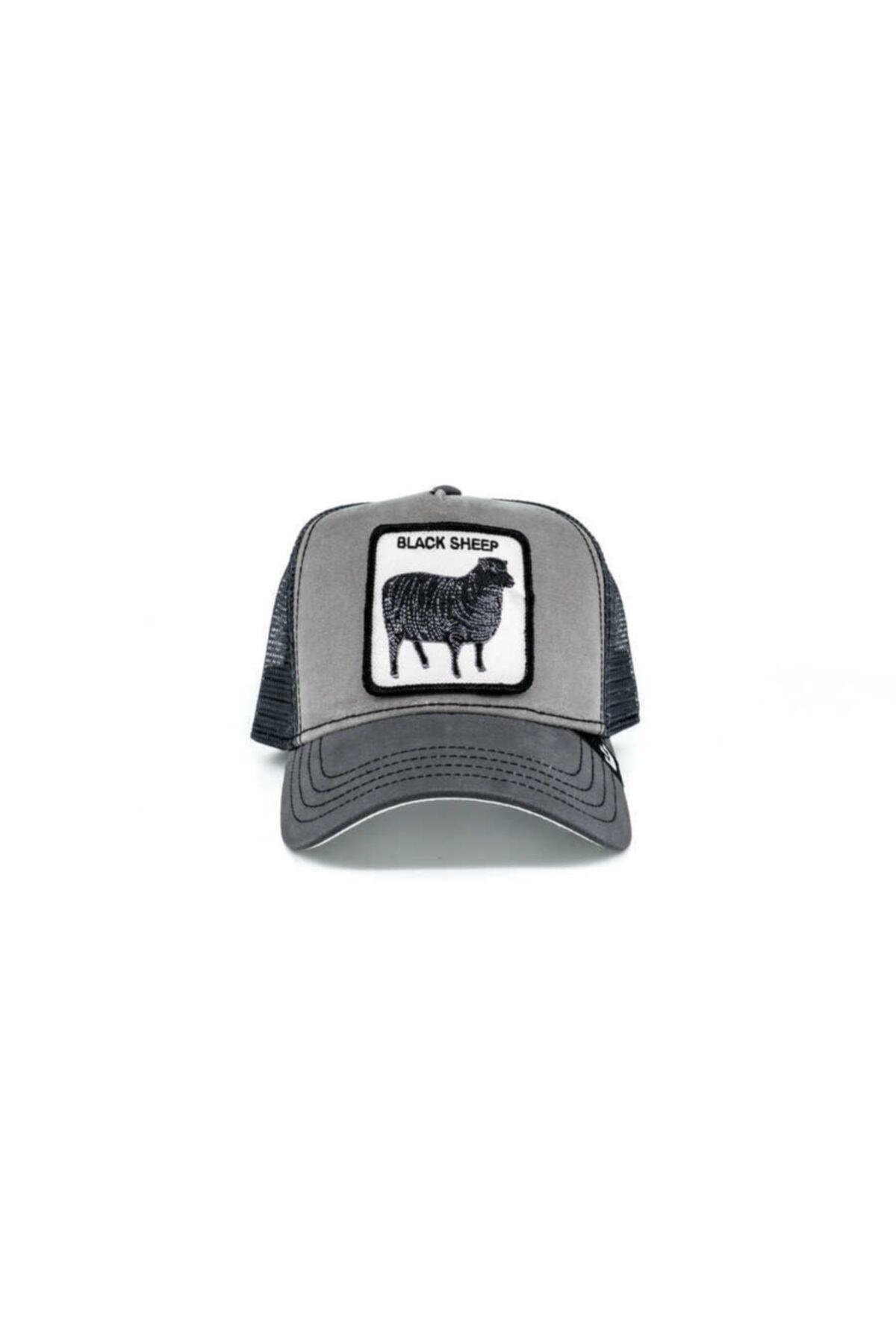 Goorin Bros Unisex Shades Of Black Gri Standart Şapka 601-9405 1