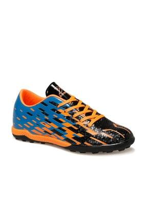 Kinetix Erkek Siyah Halı Saha Ayakkabısı 100928357 MARCO TF 1FX