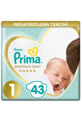 Prima Premium Care Ikiz Paket Yenidoğan Bebek Bezi