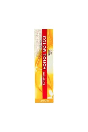 Wella Doğal Color Touch Sunlight Saç Boyası 60 ml