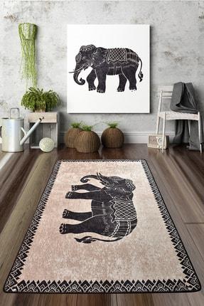Chilai Home Elefante Nero Djt Dekoratif, Koridor Halı Modelleri