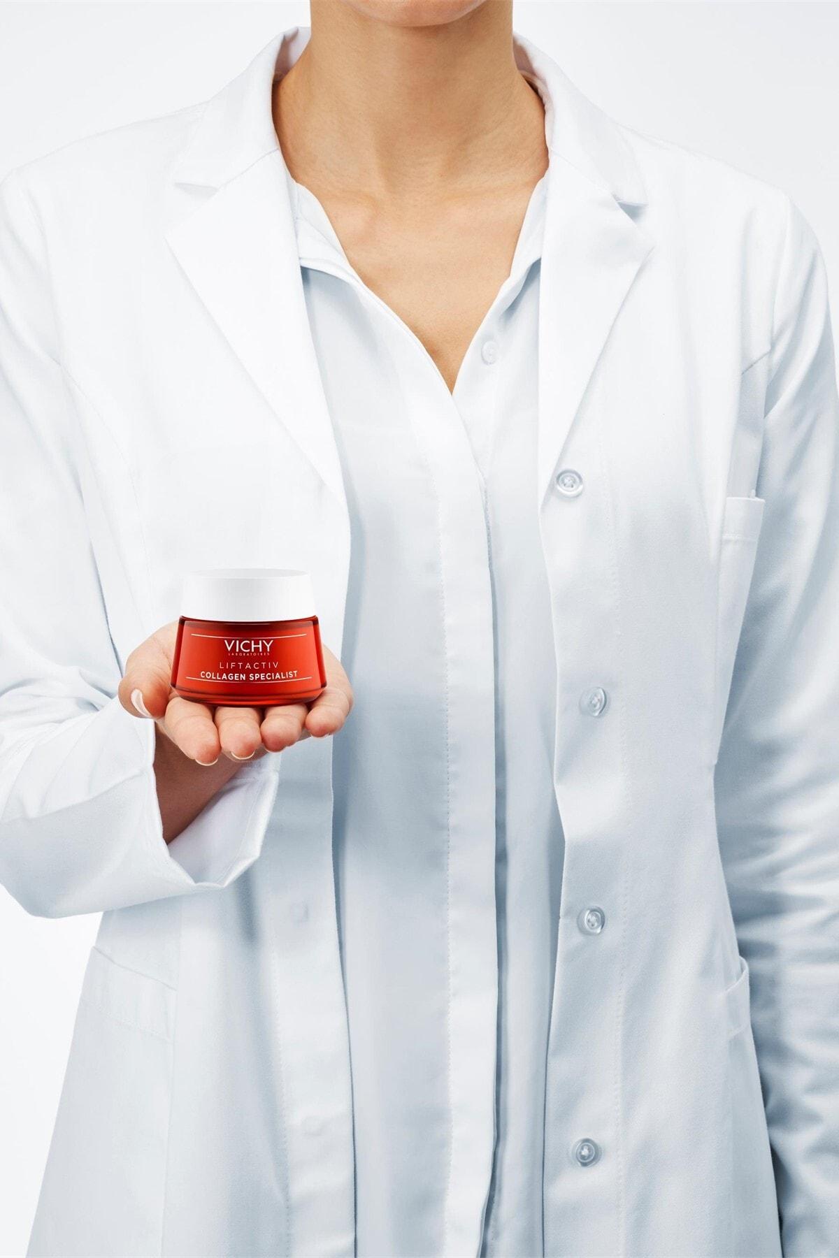 Vichy Liftactiv Collagen Specialist Yaşlanma Karşıtı Krem 50 ml 3337875607254 2