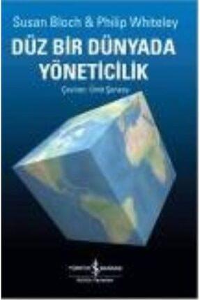 İş Bankası Kültür Yayınları Düz Bir Dünyada Yöneticilik