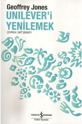 İş Bankası Kültür Yayınları Unilever'i Yenilemek