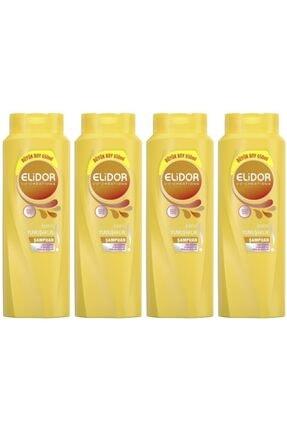 Elidor Ipeksi Yumuşaklık Şampuan 650 ml 4 Adet