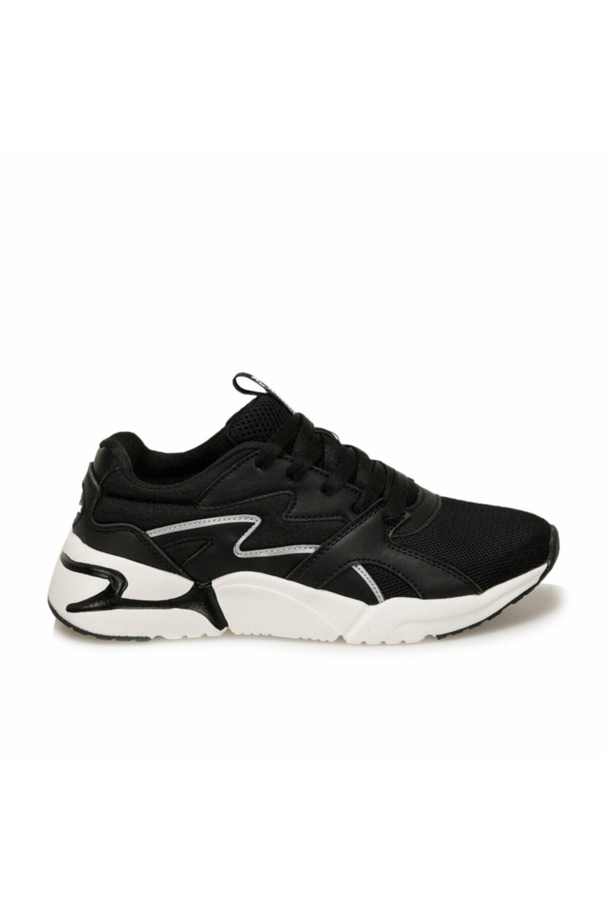 lumberjack PUZZLE Siyah Kadın Sneaker Ayakkabı 100497250 2