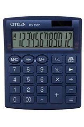 Citizen Hesap Makinesi Citizen Sdc-812nr