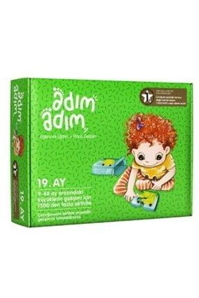 Adım Adım Bebek Eğitim Setleri Yayınları Adım Adım Bebek Eğitim Seti 19.ay