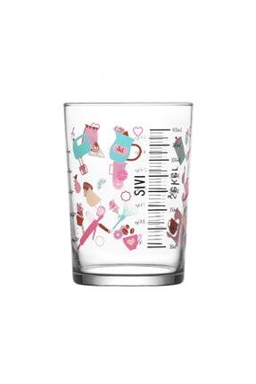 DEKORHANEMDEN Bodega 3 Ölçekli Tekli Ölçü Bardağı 520 Cc
