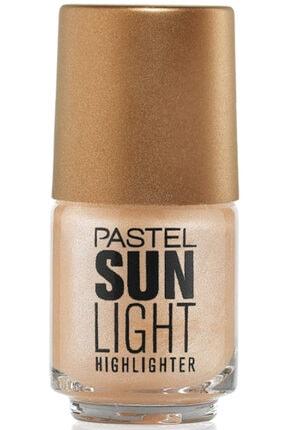 Pastel Mini Likit Highlighter Sunlight
