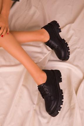 SOHO Siyah Kadın Casual Ayakkabı 15737