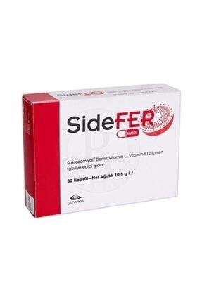 Sidefer Sukrozomiyal 30 Kapsül