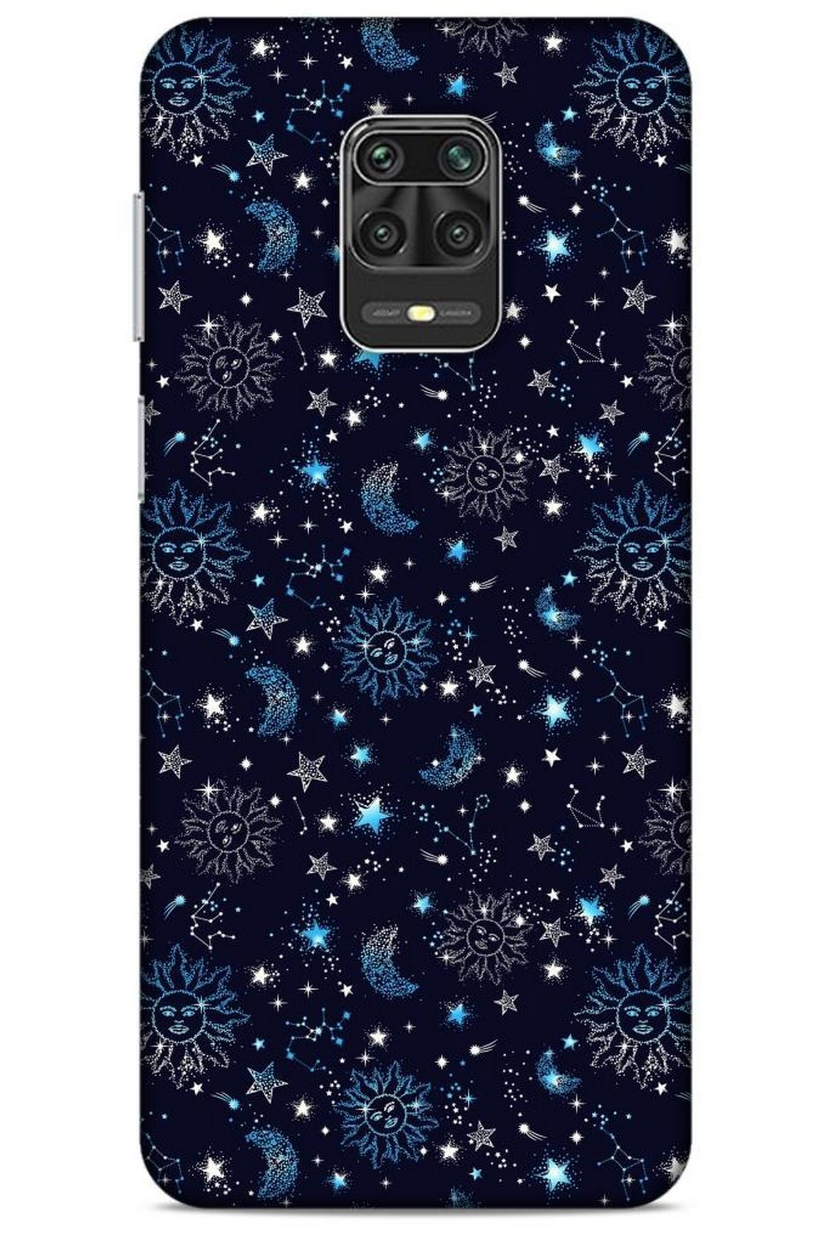 Lopard Spacex (9) Tema Kılıf Xiaomi Redmi Note 9s Kılıf 1