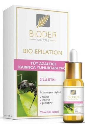 Bioder Tüy Azaltıcı Karınca Yumurtası Yağı 30 ml