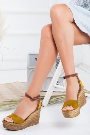 derithy Kadın Multi 3 Dolgu Topuklu Ayakkabı