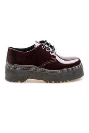 Pegia Kadın Bordo Ayakkabı 500700