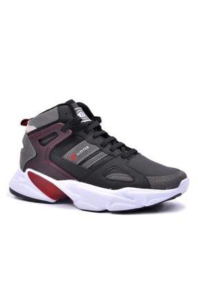 MP M.p 202-1401 Siyah-bordo Erkek Basketbol Ayakkabısı