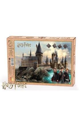 King Of Puzzle Harry Potter - Hogwarts Castle Ahşap Puzzle 500 Parça