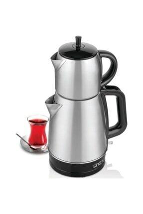 Sinbo Çelik Çay Makinesi 2021 Paslanmaz Çaycı