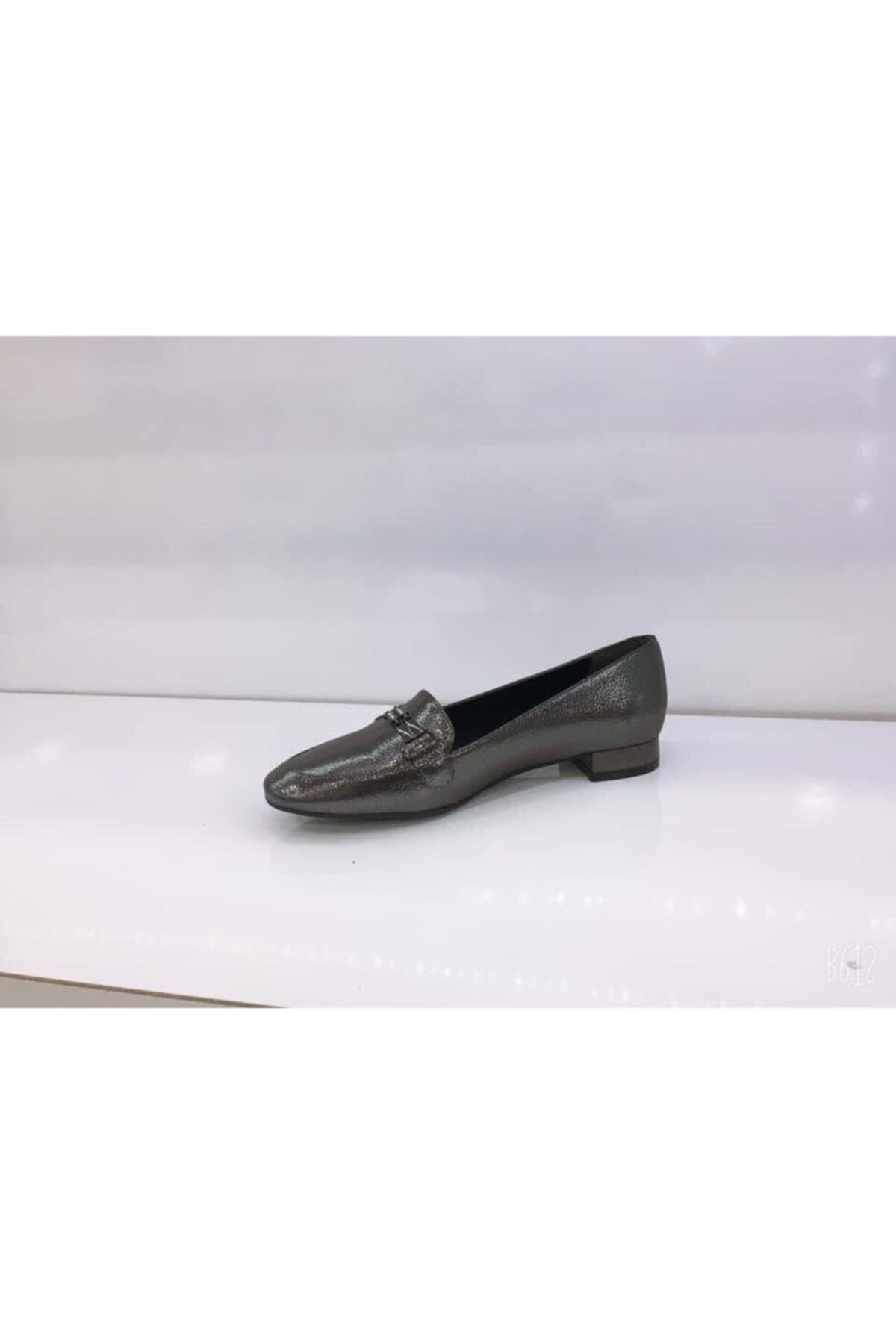 PUNTO Babet Ayakkabı Kısa Topuk 1