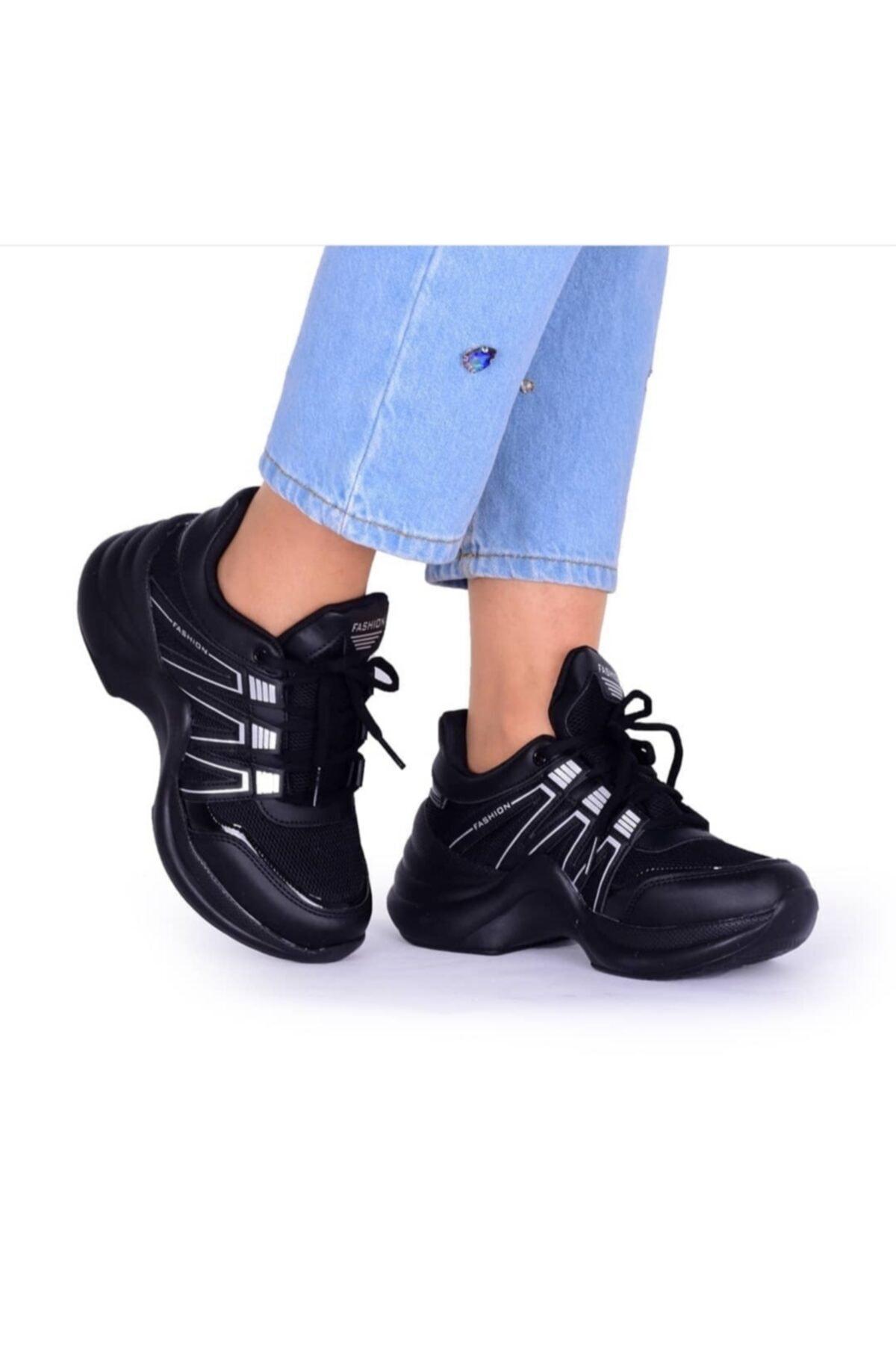 Twingo Orijinal Kalın Taban Kadın Günlük Spor Ayakkabı 1