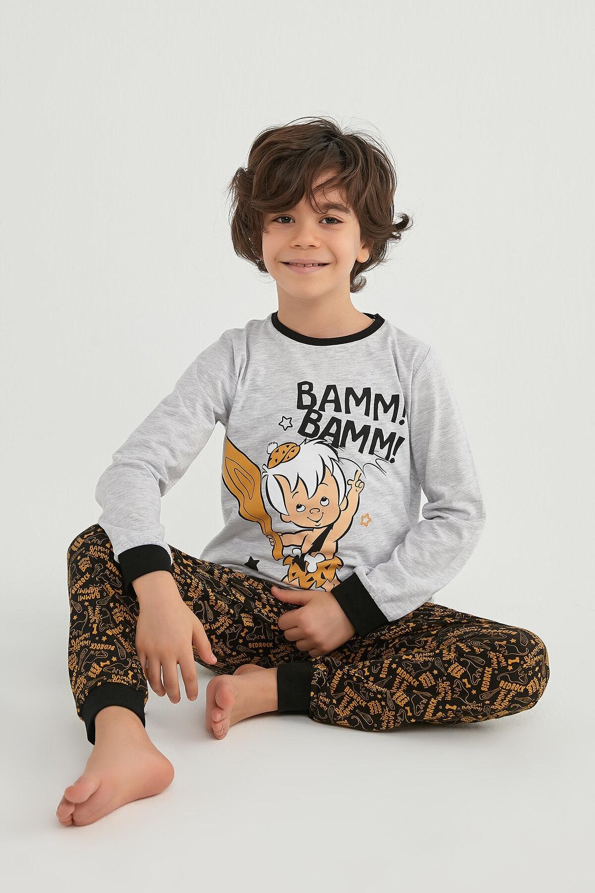 Penti Erkek Çocuk  Pijama Takımı 2 li 1