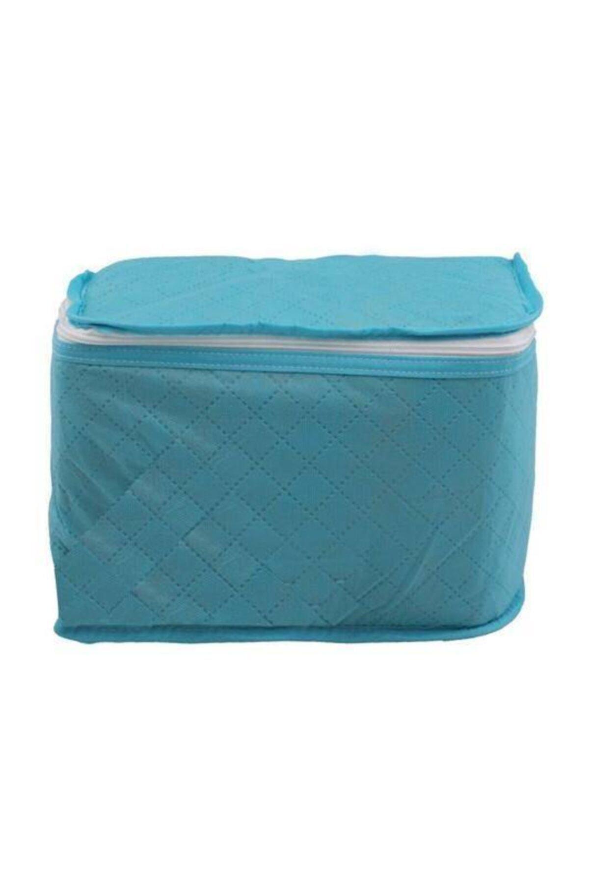 Simisso Çorap Hurcu 30x20x20 Cm | Mavi 1