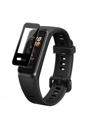 bestdijital Huawei Band 4 Pro/ 3 Pro 3d Kavisli Pc+pmma Ekran Koruyucu