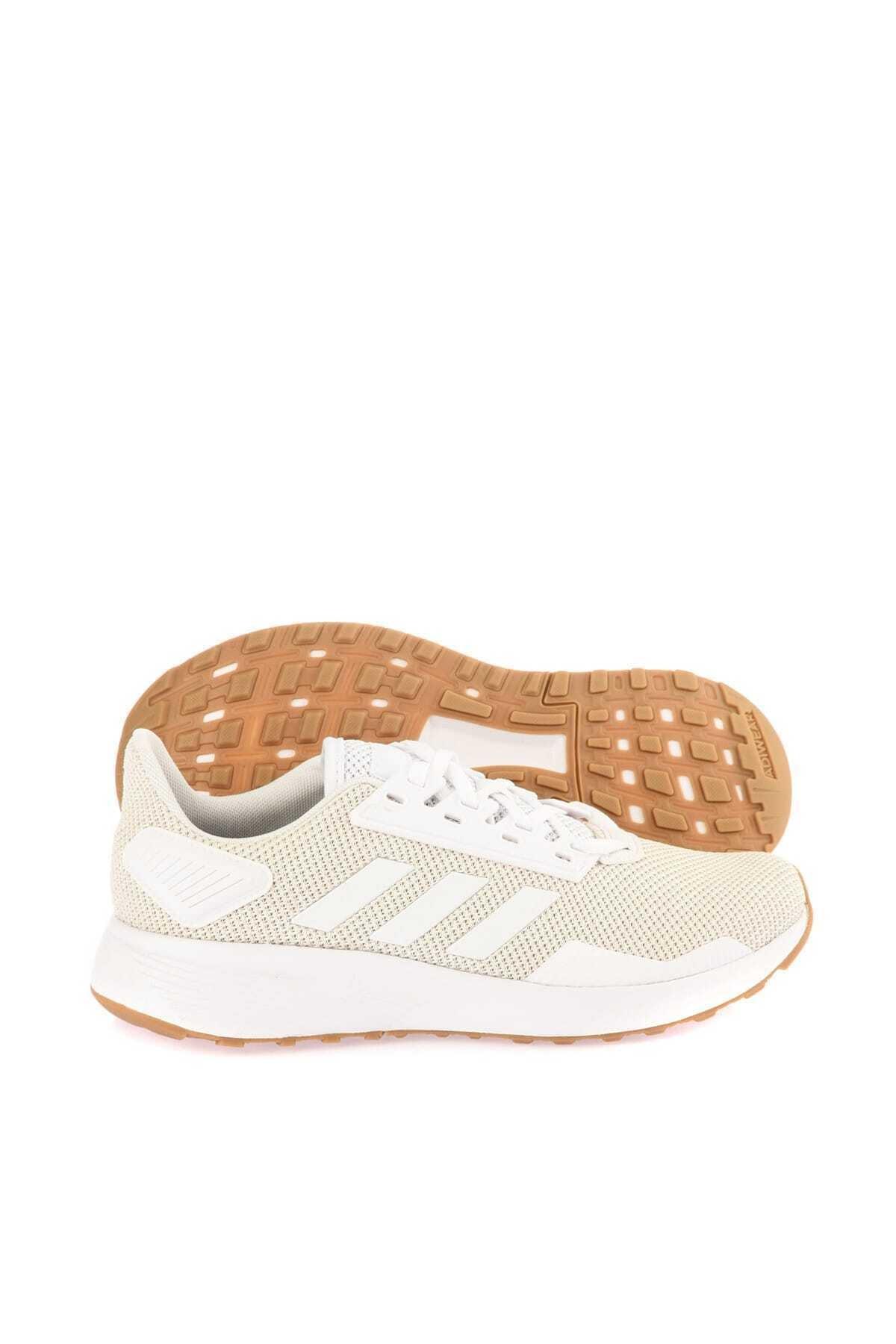 adidas DURAMO 9 Beyaz Erkek Koşu Ayakkabısı 100409034 1