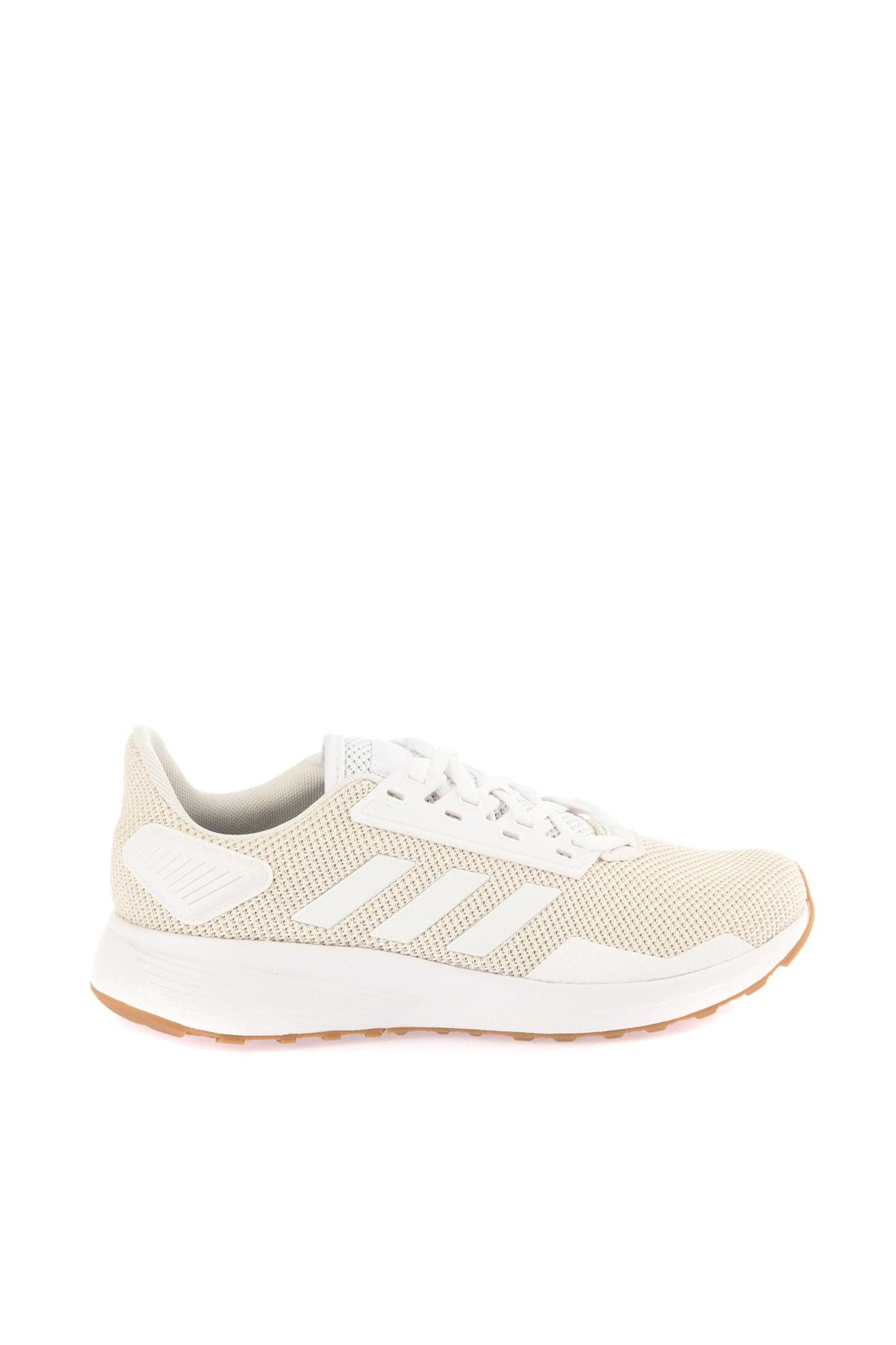 adidas DURAMO 9 Beyaz Erkek Koşu Ayakkabısı 100409034 2
