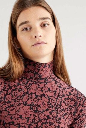 Levi's Kadın Siyah T-Shirt