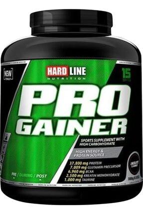 Hardline Muzlu 3000 gr Gainer Karbonhidrat Tozu Progainer