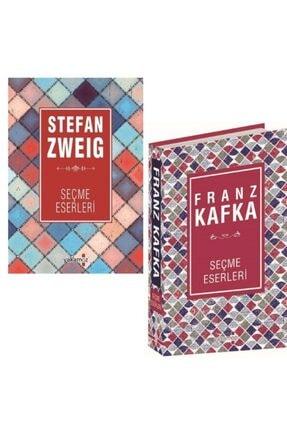Yakamoz Yayınları Stefan Zweig Seçme Eserler Serisi 2 Kitap