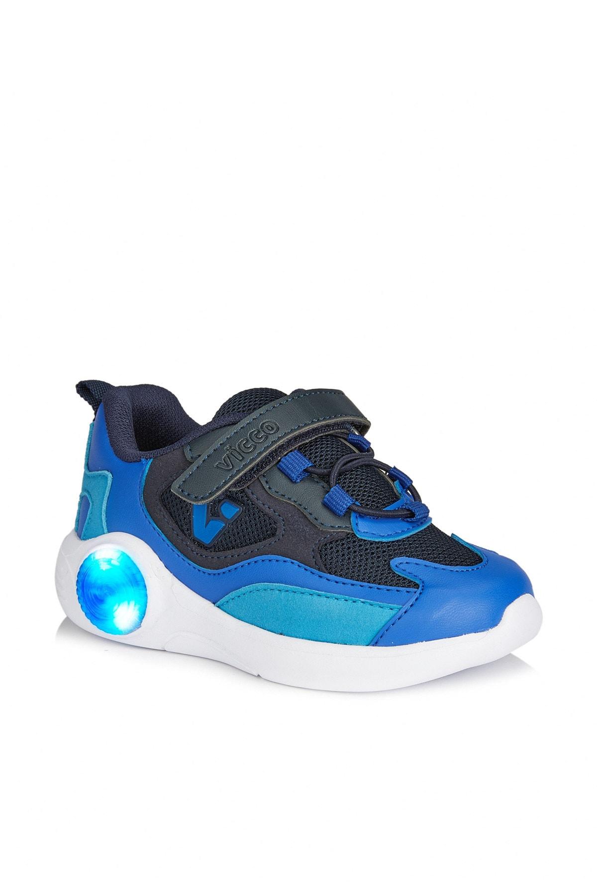 Vicco Yoda Erkek Bebe Lacivert Spor Ayakkabı 1