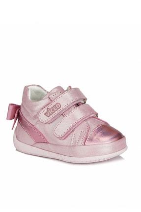 Vicco Kız Bebek Pembe Suzi Kız Ilk Adım  Günlük Ayakkabı
